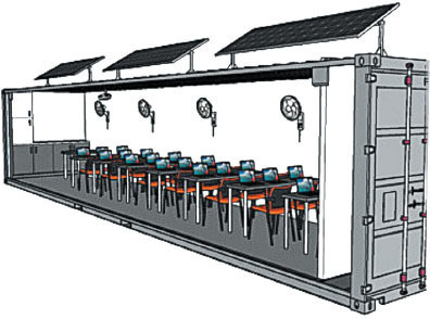 plans for the mobile classroom